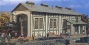 Single engine shed