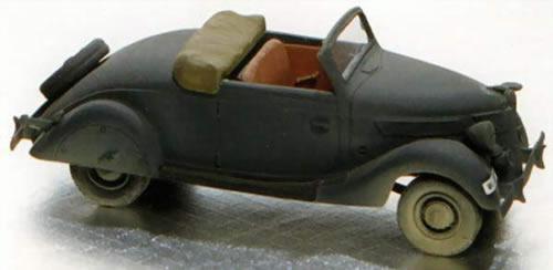 Wespe 48033 - FORD V8 SPECIAL CABRIOLET