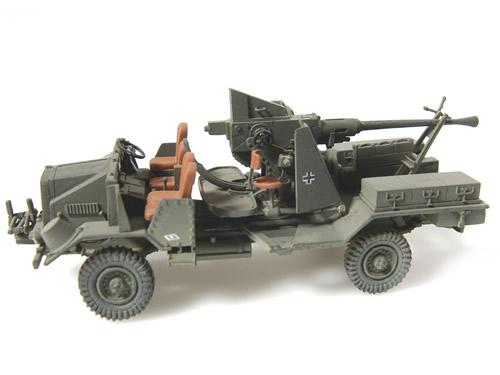 Wespe 48072 - MORRIS C9B W/40mm BOFORS