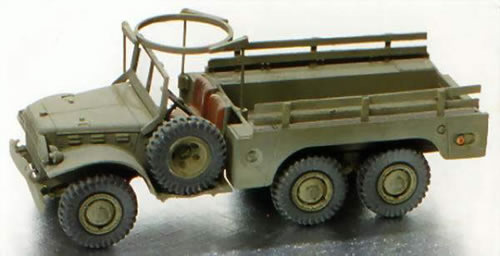Wespe 48076 - DODGE 6x6 PERSONAL CARRIER