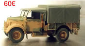 FORDSON WOT 2B GS VAN - PAINTED
