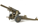 GUN 155MM M1-A2 HOWITZER - PAINTED