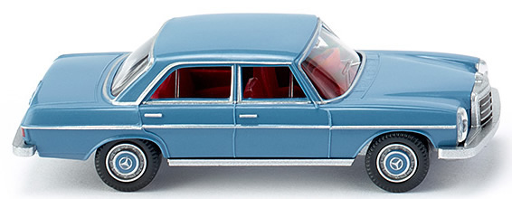Wiking 14101 - MB 200/8 Sedan blue