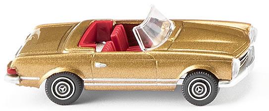Wiking 14249 - MB 250 SL gold Metallic