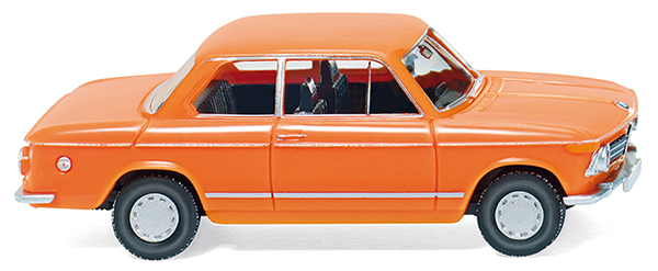 Wiking 18301 - BMW 2002 orange
