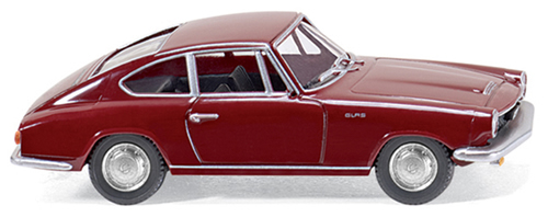 Wiking 18601 - Glas 1700 GT Coupe