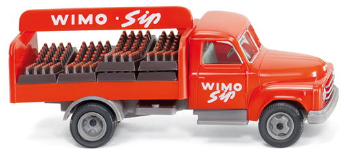 Wiking 34502 - Hanomag L28 WIMO Sip