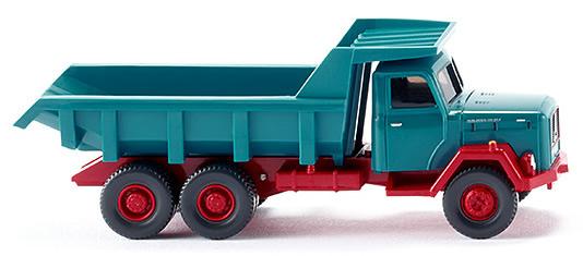 Wiking 67001 - Magirus Saturn Dump Truck
