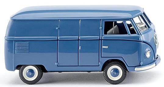 Wiking 78801 - VW T1 Van Typ 2 blue