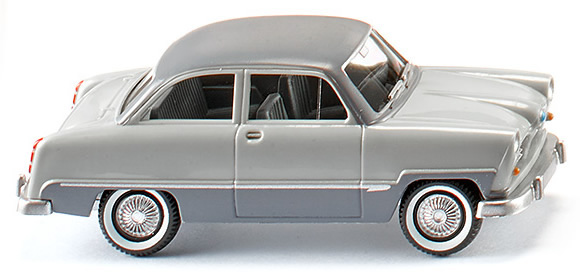 Wiking 82149 - Ford Taunus 12 M gray