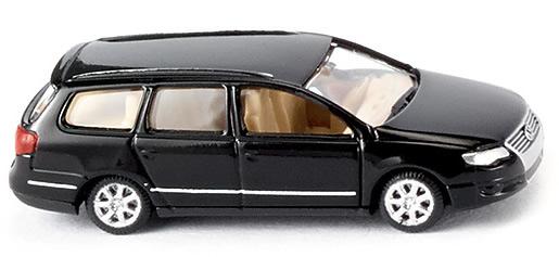 Wiking 92102 - VW Passat B6 Sta Wgn Blk