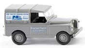 Land Rover Ferguson Sales