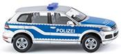 VW Touareg GP Police