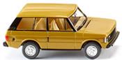 Range Rover yellow