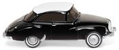 DKW Coupe black w/white