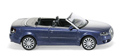 Audi A4 Cabrio Blue