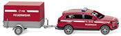 Audi Q7 Fire Brigade