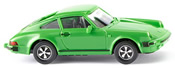 Porsche 911 SC green