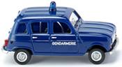 Gendarmerie Renault R4