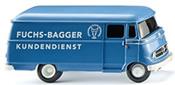 Van Fuchs-Bagger Kunden