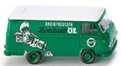 Borgward Box Van B611