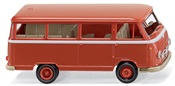 Borgward 611 Bus Red