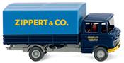 MB L 408 Flatbed Truck