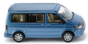 VW T5 GP Van blue mtllc