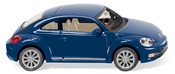 VW Beetle Reef Blue Mtlc