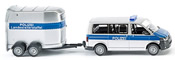 VW T5 GP Van w/Horse Trlr