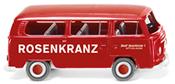VW T2 Bus Rosenkranz