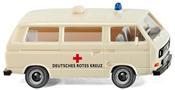 VW T3 Bus Grmn Red Cross