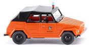 VW 181 Reconnaissance