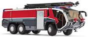 Fire service - Rosenbauer FLF Panther 6x6 w. extend. turret