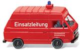 VW T3 Fire Service Vehicl