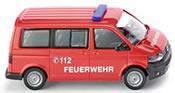 VW T5 GP Van Fire Service