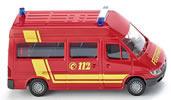 MB Sprinter Bus Fire Srvc