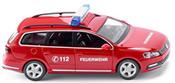 VW Passat Fire Service