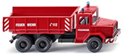 Dump Truck Fire Serevice