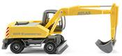 Atlas Mobile Excavator