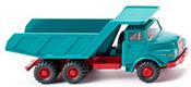 MAN Dump Truck blue/red