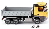MB 3-Way Tipper yellow