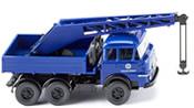 Krupp Crane Truck THW