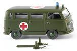 Ford FK Bus German Army