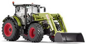 Claas Arion Frontloader