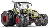Claas Axion 950 Twin Tire