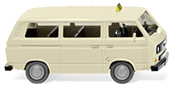 VW T3 Bus Taxi