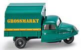 Goli 3-wheeler Grossmarkt