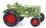 Fahr Tractor green