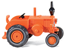 Pampa Tractor red/orange
